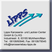 Lipps Karosserie- & Lackier-Center GmbH & Co KG